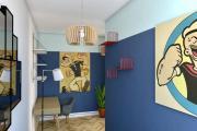 PRZYMORZE NOWY Apartament POPEYE 5 Pokoi Widok Na Park