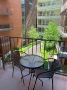 Angel City Center Studio Apartments