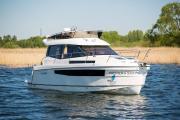 Jacht motorowy Platinum 989 FLYbridge – 115 KM