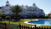 Apartment with 2 bedrooms in Rota with shared pool furnished terrace and WiFi 400 m from the beach