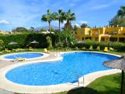 Apartment with 2 bedrooms in San Pedro Alcantara Marbella with shared pool enclosed garden and WiFi
