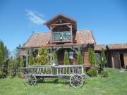 Domek letniskowy Rancho do wynajęcia 7osobowy Rybaczówka