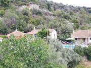 Leonidio small hause with swimming pool