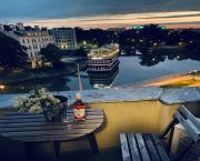 CityApartsPrivate Apt River View Self Checkin