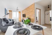 Przytulny apartament 65 w centrum Sczecina