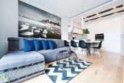 Nowoczesny apartament w sercu Krakowa