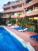 Seaview apartment complex Karia