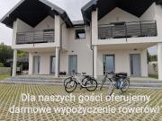 Domki apartamentowe Furtka do lasu