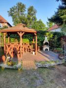 Mieszkanie z ogródkiem i grillem