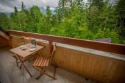 Klimatyczny apartament z balkonem u stóp Giewontu