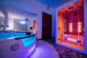 Apartament rodzinny przy plaży z prywatnym jacuzzi sauna 67m Sułkowskiego 11 Kołobrzeg
