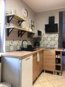 Kwatery prywatne pokoje apartament JOANNA w Grzybowie