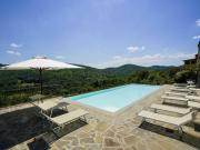 Spacious Holiday Home with Swimming Pool in Anghiari
