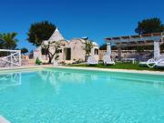 Luxury Trulli whit Private Pool