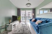 Sky Tower Apartment by TriApart