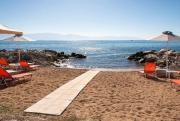Aggelos Hotel Beachfront Luxury Home Breakfast included
