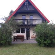 Dom Wakacyjny Niesiołowicówka z rowerami