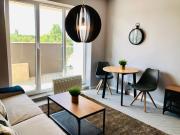 Awesome SofiaCity Luxury Apartment