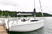 Wynajem jachtów Rejsy Solina Polańczyk