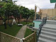 Dom dla rodziny z tarasem i ogrodem w centrum Giżycka