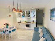 Apartament Jantarowe Zacisze Blue