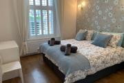 Smart spacious apartment in quiet central area
