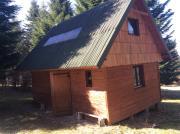 Leśny domek jodłowy