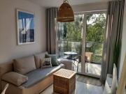 NAVIGO apartament blisko plaży z widokiem na las