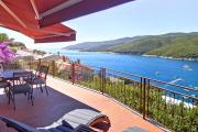 Apartments with a parking space Rabac Labin 7629