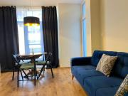 Boutique Magenta Gold Apartment with parking place