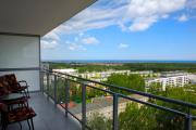 Cztery Oceany Apartament z widokiem na morze blisko plaży 15 piętro