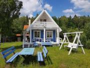 Błękitny Domek Tleń Bory Tucholskie