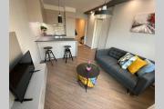 LUX 1BD1BA City Center Apartment