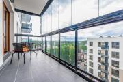 Apartament na osiedlu Zajezdnia Wrzeszcz by Renters
