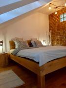 Apartament Drewniany