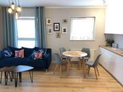 Exclusive Brzezno Beach Apartment