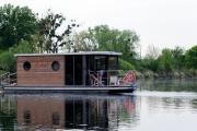 Apartament na wodzie Houseboat Luka 1