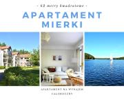 Apartament nad Jeziorem Pluszne