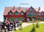 Hotelik Mazurska ChataBONYrestauracja blisko aqapark centrumjezioro