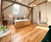 Dream Apart Nasz Dębowiec dom dla 15 osób z widokiem na stawy