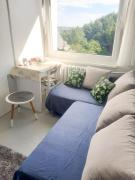 Pokój w Gdyni Chyloni z pięknym widokiem