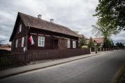 Drewniany dom w Krutyni