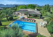 Villa in Pollenca Sleeps 6 includes Swimming pool Air Con and WiFi 1