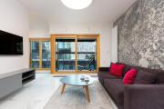 Deluxe Studio Mennica Residence by Renters