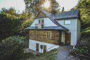 1950wisla Dom w górach