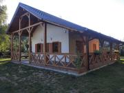 Domek całoroczny nad jeziorem Budzislawskim Wielkopolska na wynajem