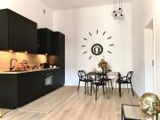 Black Velvet Apartment