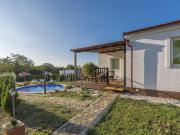 Holiday house with private pool for 68 persons in the holiday park Jelovci
