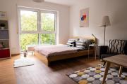 Kornhaus DELUXE Appartement Balkon NetflixWLAN