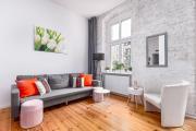 Tulip Apartments studio nr 5 Śmiałego 7 m 3